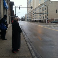 Photo taken at CTA Bus Stop 4901 by Bill D. on 12/22/2013