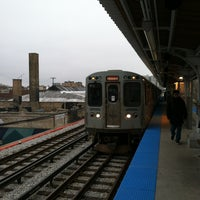 Photo taken at CTA - Thorndale by Bill D. on 12/10/2012