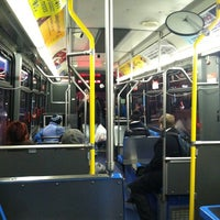 Photo taken at CTA Bus 92 by Bill D. on 11/25/2012