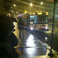 Photo taken at CTA Bus Stop 4901 by Bill D. on 12/21/2012