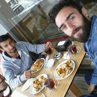 Photo taken at Sembol Börek ve Kahvaltı Salonu by Efrahim A. on 10/10/2016