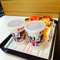 Photo taken at McDonald's by Sharifah S. on 4/1/2015