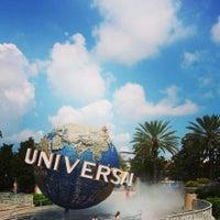 Photo taken at Universal Studios Florida by Faith B. on 6/17/2013