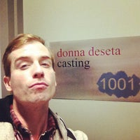 Photo taken at Donna DeSeta Casting by WalterMasterson.com on 12/13/2012