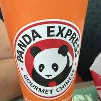 Photo taken at Panda  Express by Cesar S. on 9/2/2013