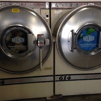 Photo taken at Coin Laundry by Juan C. P. on 10/10/2013