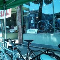 Photo taken at Freewheel Bike Shop by Linda G. on 7/20/2013