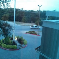 Photo taken at Residence Inn Dallas Market Center by Linda G. on 7/12/2013