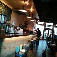 Photo taken at Atlas Cafe by Linda G. on 12/9/2013