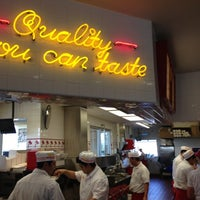 Photo taken at In-N-Out Burger by Troy P. on 1/19/2013