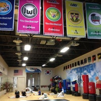 Photo taken at Lee's Taekwondo by Troy P. on 9/7/2013