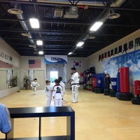 Photo taken at Lee's Taekwondo by Troy P. on 8/3/2013