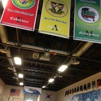 Photo taken at Lee's Taekwondo by Troy P. on 9/9/2013