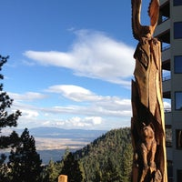 Photo taken at The Ridge Tahoe by Troy P. on 10/12/2012