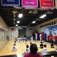 Photo taken at Lee's Taekwondo by Troy P. on 8/30/2013
