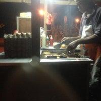 Photo taken at Burger Polis Hutan by Mohd Aizat Hisyam I. on 4/24/2013
