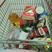 Photo taken at Supermarket by Alya A. on 2/20/2015