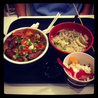 Photo taken at Food Gallery 32 by Jessi K. on 10/31/2012