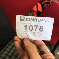 Photo taken at CIMB Bank by Ammar S. on 4/3/2017