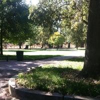 Photo taken at Natomas oaks Park by Michael W. on 10/3/2012