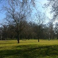 Photo taken at Natomas oaks Park by Michael W. on 2/4/2013