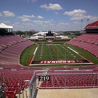 Photo taken at University of Louisville by Karen F. on 7/12/2013
