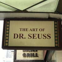 Photo taken at The Art of Dr. Seuss by Derek L. on 10/29/2016