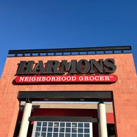 Photo taken at Harmons Grocery by Derek L. on 1/17/2017
