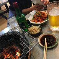 Photo taken at 焼き肉つるや by amane c. on 9/23/2017
