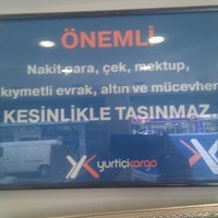 Photo taken at Yurtiçi Kargo by Sema A. on 4/19/2013