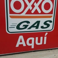 Photo taken at Oxxo Gas by Yuliana M. on 6/5/2016