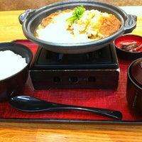 Photo taken at れすとらん四六時中 長岡駅ビル店 by aho1go on 6/20/2013