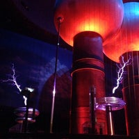 Photo taken at Theater of Electricity by Robin S. on 6/21/2014