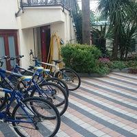 Foto scattata a Hotel Villa Luisa da kanapu il 8/12/2014