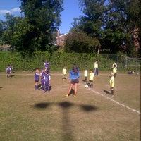 Photo taken at Forest Hills Little League Fields by John N. on 9/29/2012