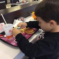 Photo taken at McDonald's by Yasemin G. on 10/17/2017