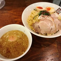 Photo taken at 煮干しらーめん 玉五郎 くずはモール店 by Koji Y. on 8/30/2018