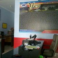 Photo taken at JNE Indramayu by vivi v. on 3/13/2013