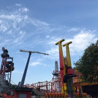 Photo taken at Volksprater | Wurstelprater by Serkan S. on 7/9/2017