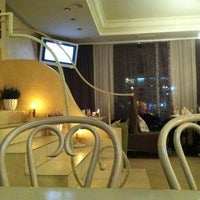 Снимок сделан в М cafe пользователем Viacheslav K. 10/19/2012