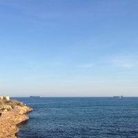 Photo taken at Море by Anna S. on 5/4/2014