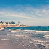 Photo taken at Море by Anna S. on 5/17/2014