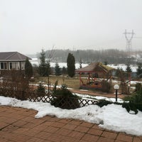 Photo taken at Country Resort by Alexei B. on 3/3/2014
