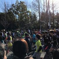 Photo taken at 越谷市立総合体育館 by 服部 雄. on 1/1/2017
