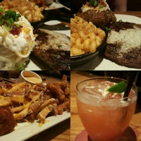 Photo taken at Outback Steakhouse by Whitney on 6/25/2016