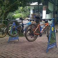 Photo taken at E-YOCI MTB Rest Area by Si_helmy on 5/27/2014