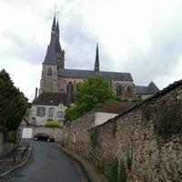 Photo taken at Château de Dourdan by Сан С. on 5/30/2013