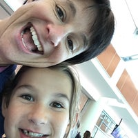 Photo taken at TSA Checkpoint 1 by Mara G. on 10/20/2016