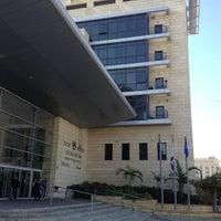 Photo taken at Tel Aviv District Police HQ by Dvir R. on 1/20/2013