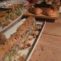 Photo taken at katana asian cuisine by Natalia B. on 3/1/2018